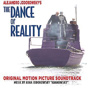 Alejandro Jodorowsky - danza de la realidad - O.S.T. [vinilo] USA importar