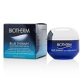 Biotherm blå terapi multi Defender SPF 25 - Normal/kombineret hud - 50 ml/1.69 oz