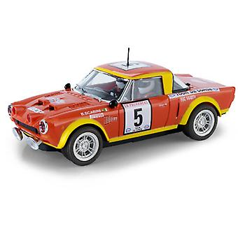 Scalextric Fiat 124 Spyder Bacchelli-Scabini (Toys , Vehicles And Tracks , Slot , Cars)
