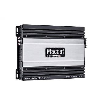 MAGNAT Edition S four 4-channel power amplifier, 1000 watt Max, new