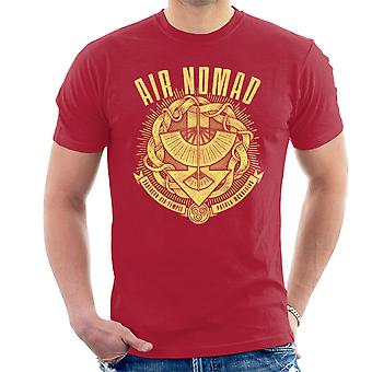 Air Is Peaceful Avatar The Last Airbender Men's T-Shirt