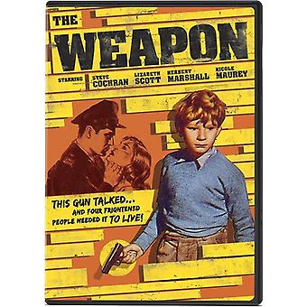 Weapon [DVD] USA import