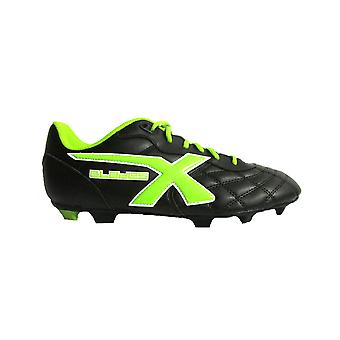 X BLADES legend 6 stud rugby boots [black/green]