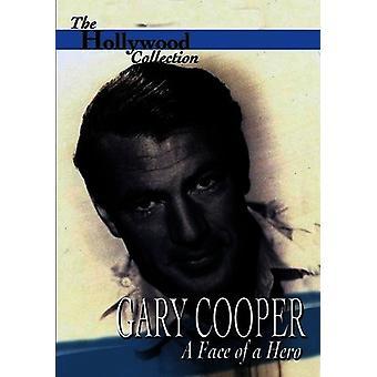 Gary Cooper: Ansigt af en Hero [DVD] USA importerer