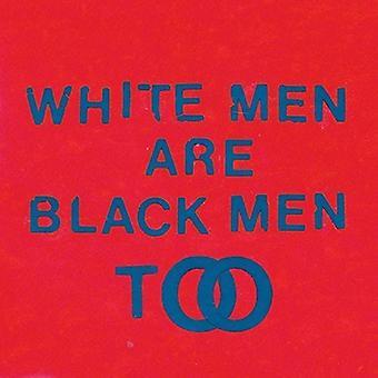Unge fædre - hvide mænd er sorte mænd for [CD] USA import