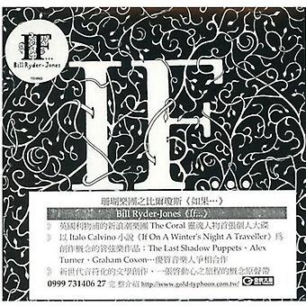 Bill Ryder-Jones - If [CD] USA import