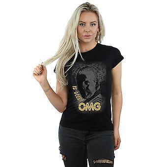 Amerikanske guder kvinders Czernobog OMG T-Shirt