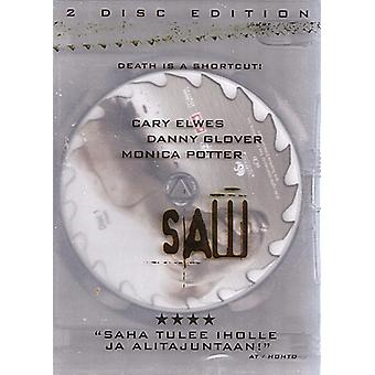 Saw (2 Disc udgave) (DVD)