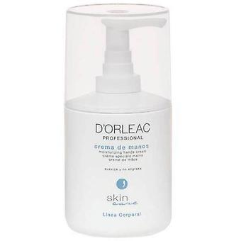 D'Orleac Pot Hand Cream 300Ml (Vrouwen , Cosmetica , Body , Hands and feet , Hydration)