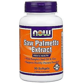 Now Foods Saw Palmetto Std 90 Capsules (Vitamins & supplements , Special supplements)