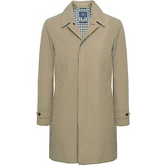 GANT Mens The Rain Coat - Khaki