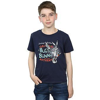 Looney Tunes Boys Vintage Bugs Bunny T-Shirt