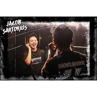 Jacob Sartorius - Backstage Poster Print
