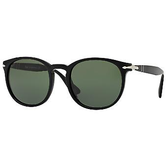 Persol 3157S wide black green