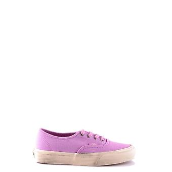 Vans ladies MCBI306007O pink fabric of sneakers