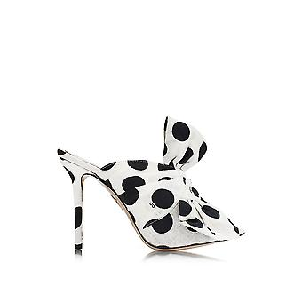 Charlotte Olympia women's C1746181274 White Leather heel shoes