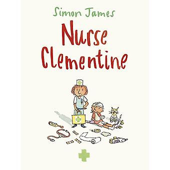 Nurse Clementine (Hardcover) by James Simon