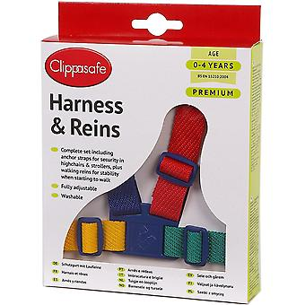 Clippasafe Easy Wash Harness