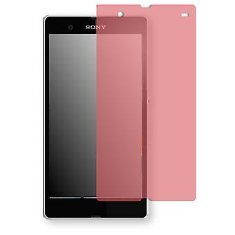 Sony Xperia C6602 screen protector - Golebo view protective film protective film