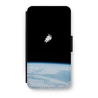 Samsung Galaxy A5 (2015) Flip Case - Alone in Space