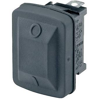 Toggle switch 250 V AC 10 A 1 x Off/On Marquardt 1
