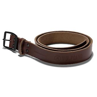 Wolfgang Horween Leather cinturón Tan X-grande