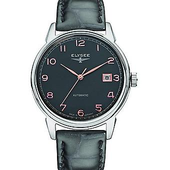 Elysee mens watch of classic vintage master automatic 80546