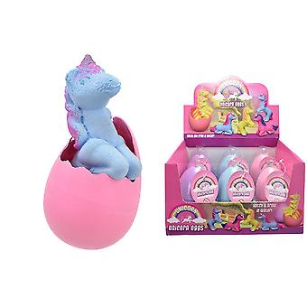 Toyland Hatch & Grow Unicorn Egg - Grow Your Own Unicorn