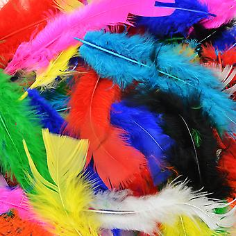 Fluffy Marabou Feathers 34G