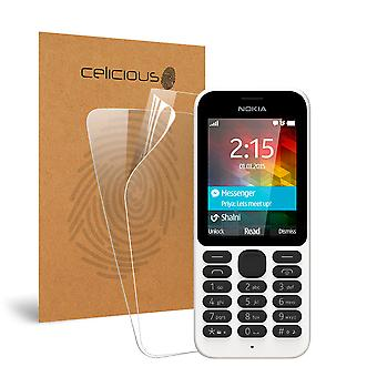 Celicious Vivid Invisible Screen Protector for Nokia 215 [Pack of 2]