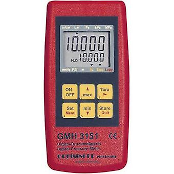Greisinger GMH 3151 Digital Pressure Meter with Logger