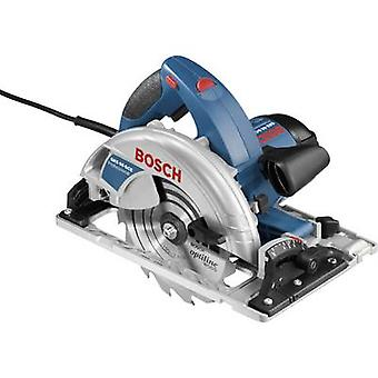 Bosch Professional GKS 65 GCE Handheld circular saw 190 mm incl. case 1800 W