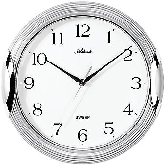 Wall clock wall clock quartz high-quality ABS housing creeping second