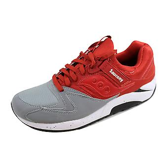Saucony Grid 9000 Grey/Red S70077-40 Men's