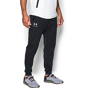 Under Armour Mens Sportstyle Tricot Durable Wicking Training Joggers