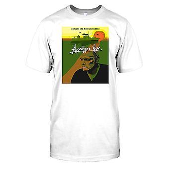 Apocolypse nå - en dag denne Wars kommer til slutt - oberst Kurtz Kids T skjorte