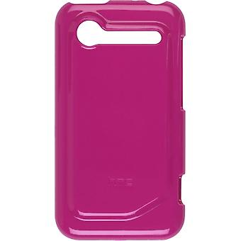 OEM HTC TPU Case for HTC DROID Incredible 2 - Raspberry (70H00391-03M)