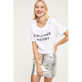 Blake Seven Girls Make History T-Shirt