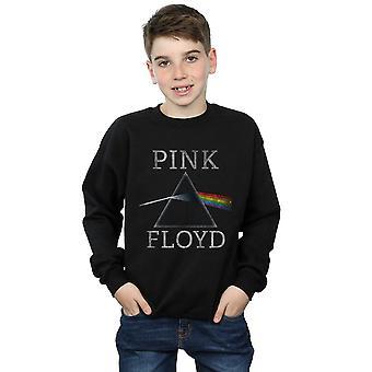 Pink Floyd jongens donkere kant van de maan Sweatshirt