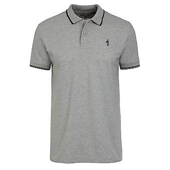Jockey USA Originals Polo Shirt - Grey