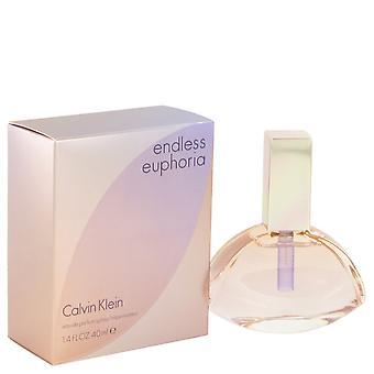 Calvin Klein Endless Euphoria Eau de Parfum 40ml EDP Spray