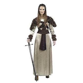 Viking Warrior Freya ladies costume Normanin Amazon Lady costume