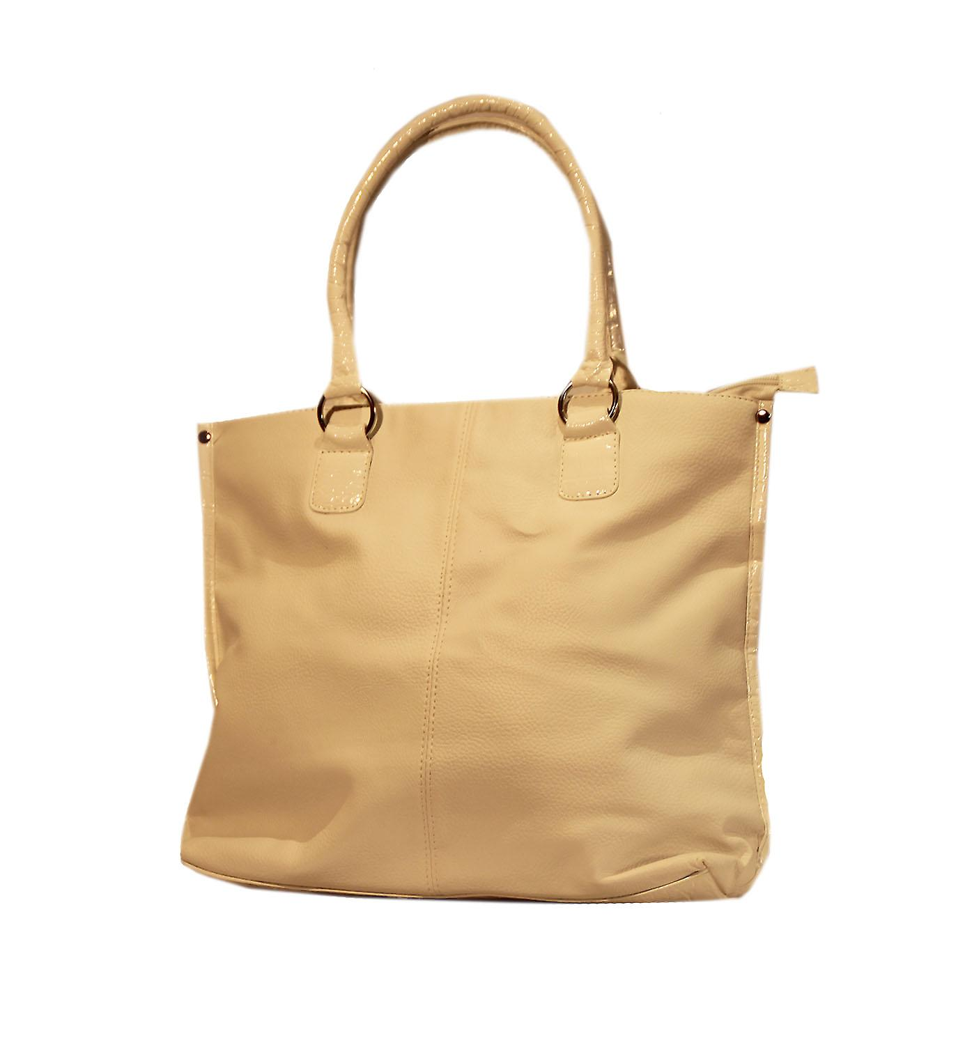 Waooh - Fashion - Effect Leather Handbag Bene