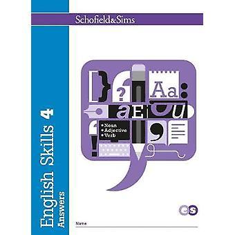 English Skills 4 Answers by Carol Matchett - Peter Grundy - 978072171