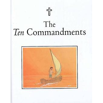 The Ten Commandments by Sophie Piper - Angelo Ruta - 9780745962689 Bo