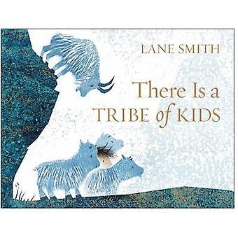 Hay una tribu de chicos por Lane Smith - libro 9781509814008