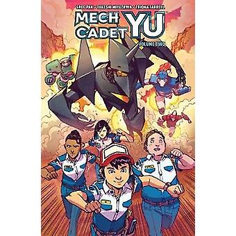 Mech Cadet Yu Vol. 2 av Mech Cadet Yu Vol. 2-9781684152537 bok