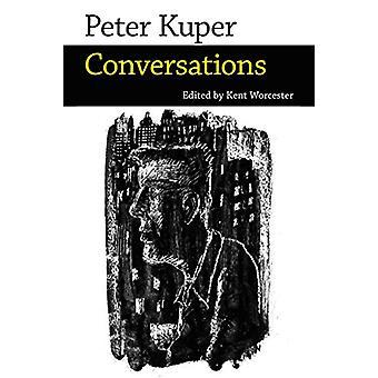 Peter Kuper - Conversations by Kent Worcester - 9781496808370 Book