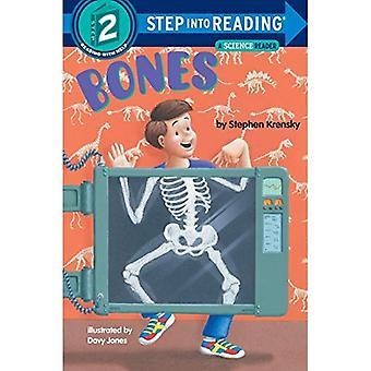 Bones (Step Into Reading - Level 2 - Paperback)