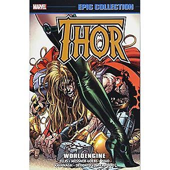 Thor-Epos Kollektion